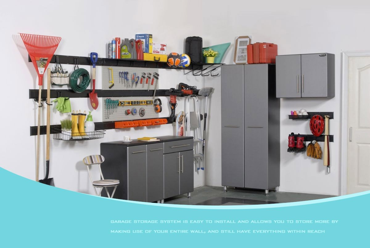 5 Quick and Affordable Garage Storage Ideas