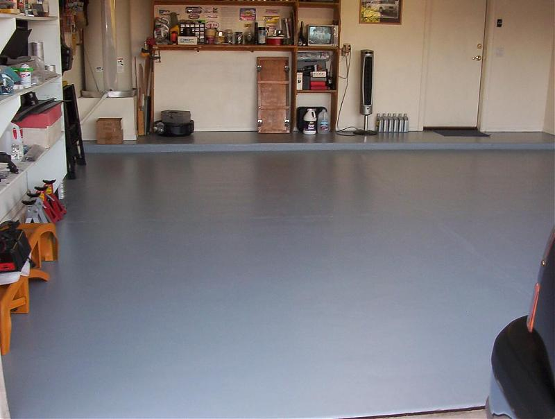 What Are Some Awesome Garage Flooring Options?