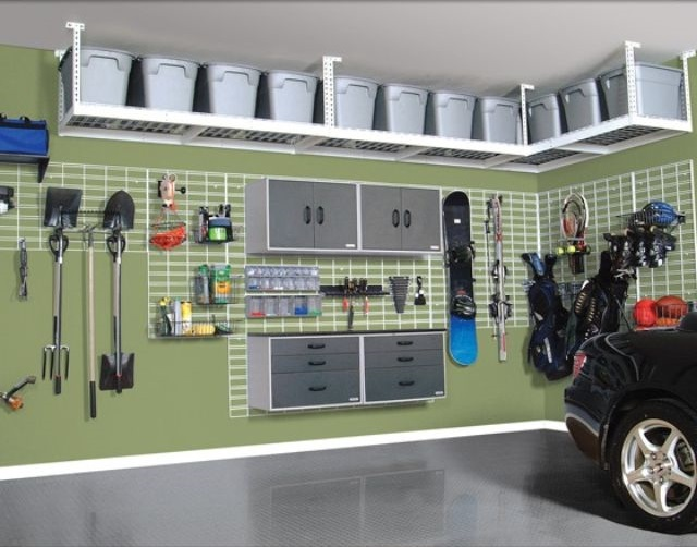 Some Great Tips For Refreshing Your Garage