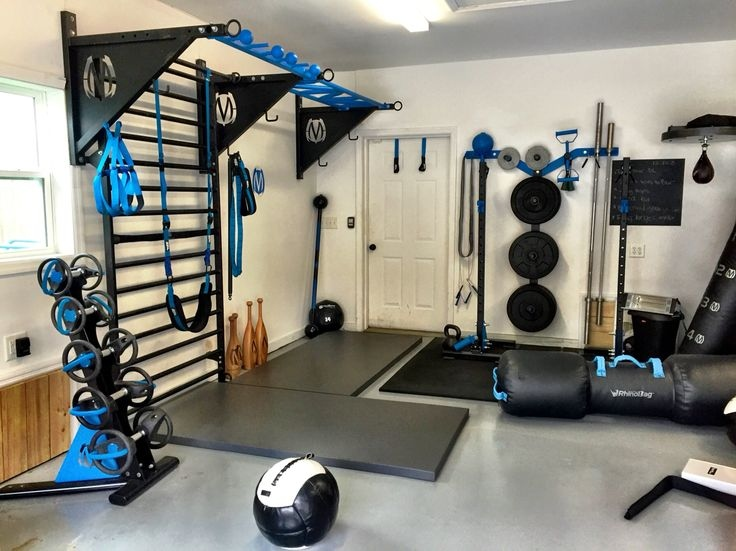 Greenbeltbowl try these space saving garage gym