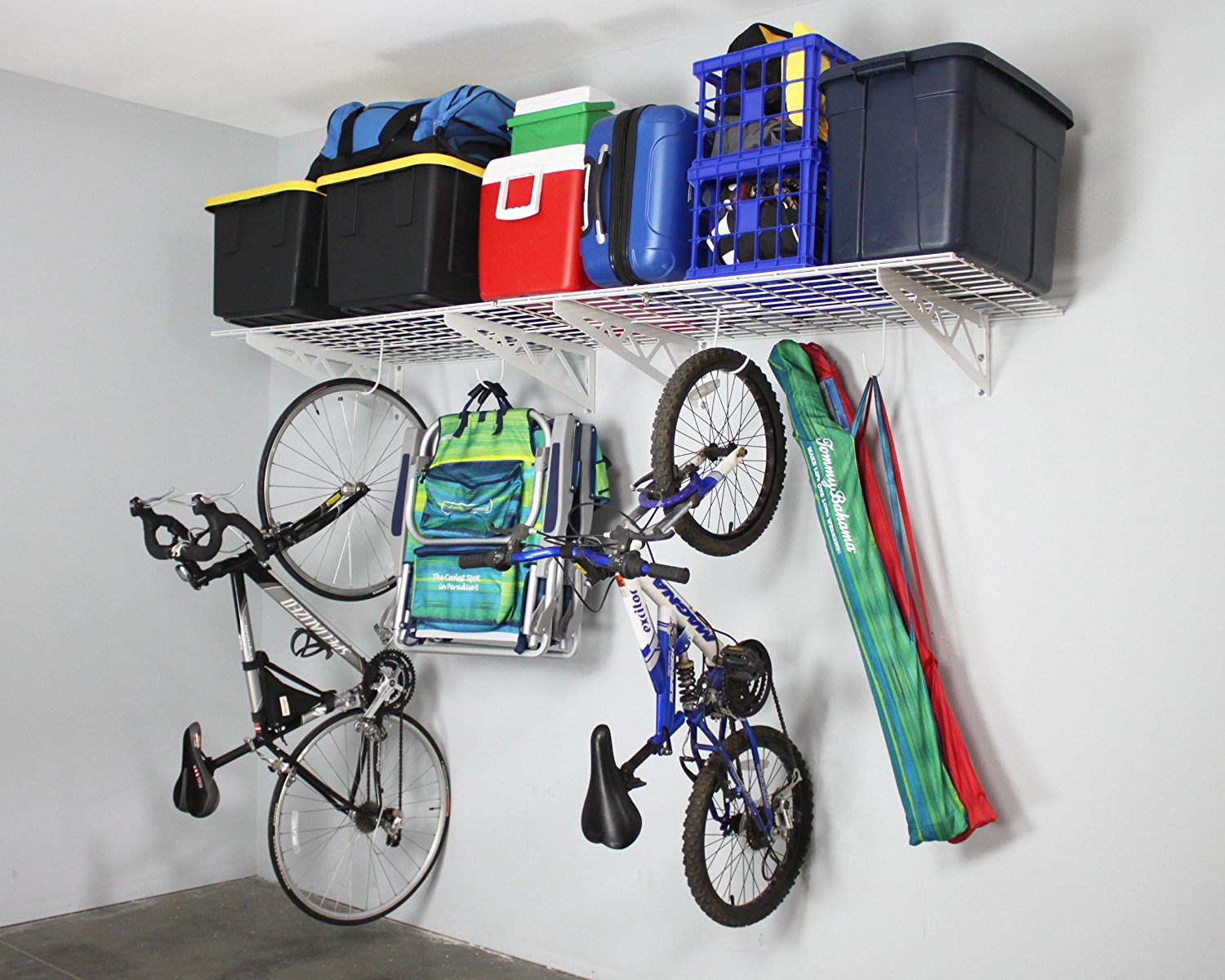 neat garage ideas