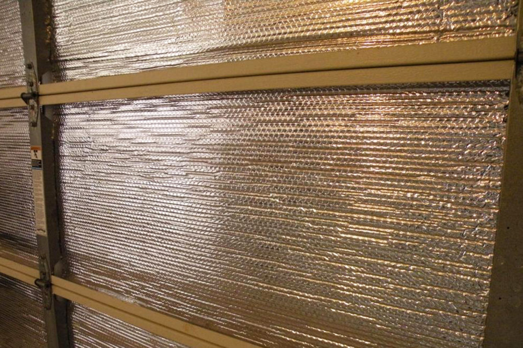 garage insulation for winterizing your garage